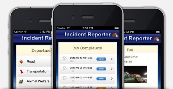 Incident Reporter