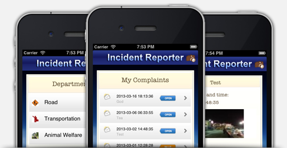 Incident Reporter